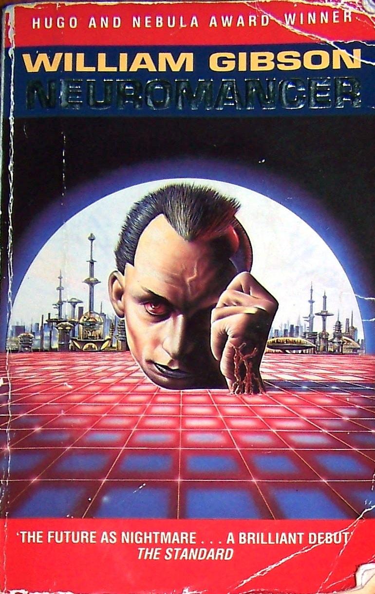 Neuromancer Cyberpunk