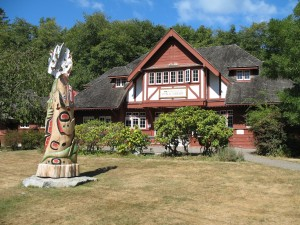 The Library on Bowen Island, BC