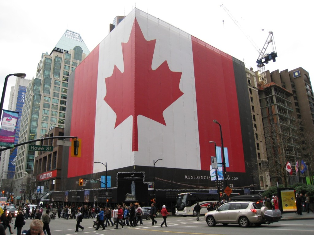 canada-giantflag