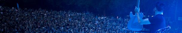 Jack White at Deer Lake Park